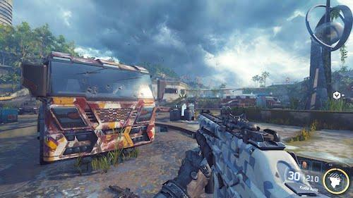Call of Duty Black Ops 3 Mac OS