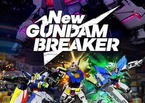 New Gundam Breaker Mac OS