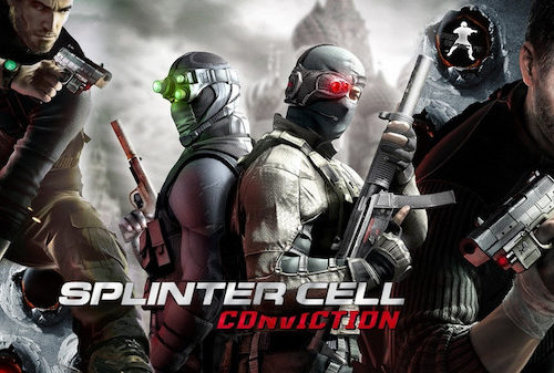 Splinter Cell Conviction Mac OS