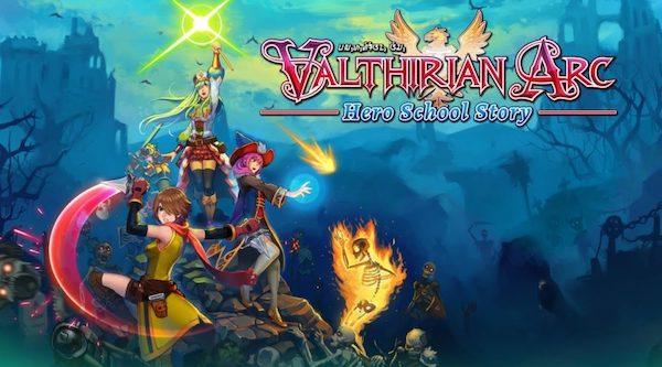 Valthirian Arc Hero School Story Mac OS