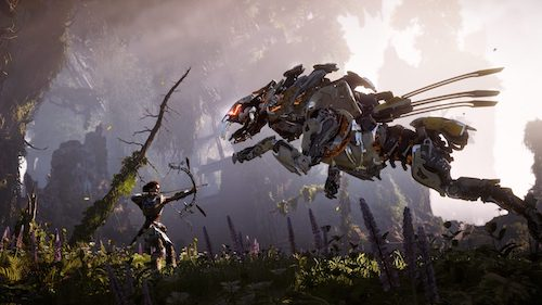 Horizon Zero Dawn Mac OS