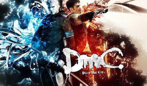 DmC Devil May Cry Mac OS