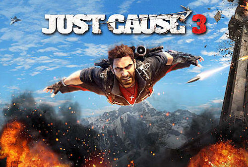 Just Cause 3 Mac OS