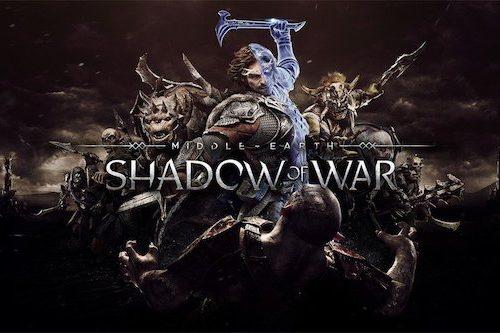 Middle Earth Shadow of War Mac OS