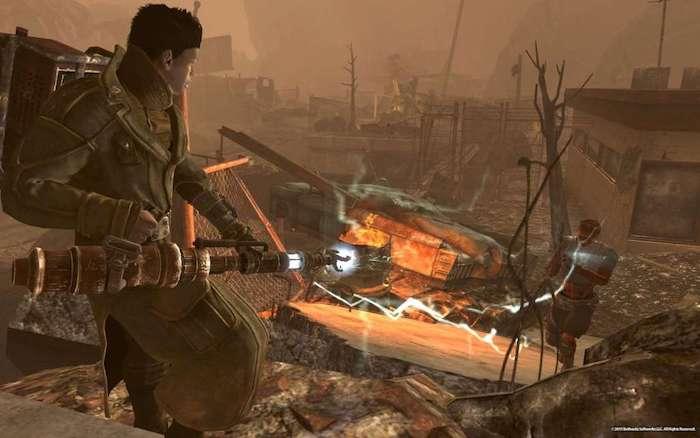 Fallout New Vegas Mac OS X
