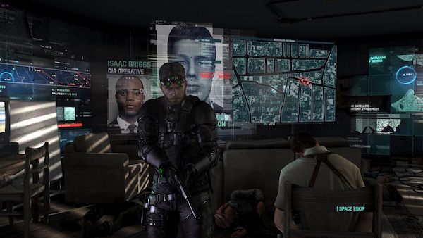 Splinter Cell Blacklist Mac OS