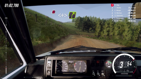DiRT Rally 2.0 Mac OS