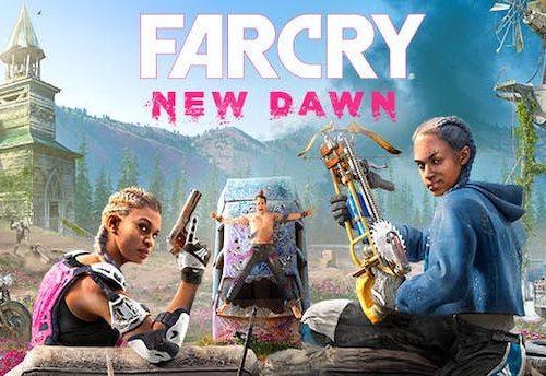 Far Cry New Dawn Mac OS