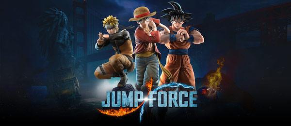 Jump Force Mac OS