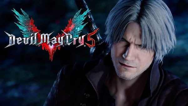 Devil May Cry 5 Mac OS
