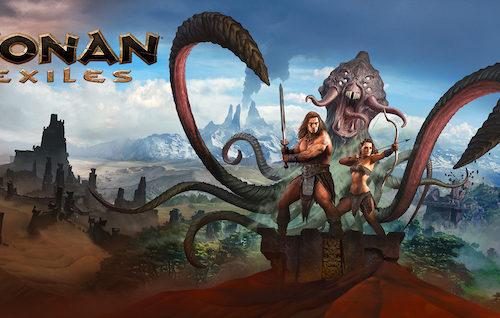Conan Exiles Mac OS