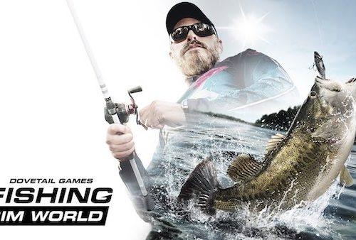 Fishing Sim World Mac OS