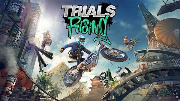 Trials Rising Mac OS