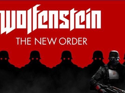 Wolfenstein The New Order Mac OS