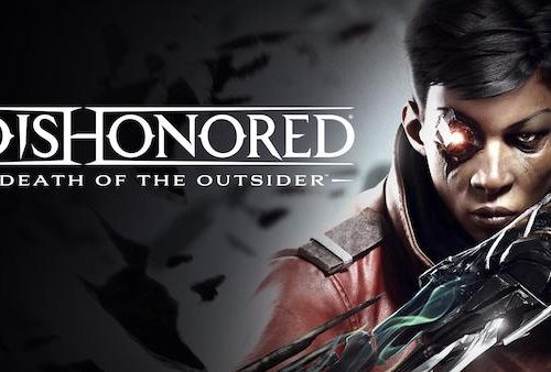 Dishonored Death of the Outsider Mac OS