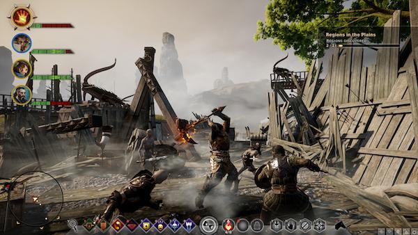 Dragon Age Inquisition Mac OS
