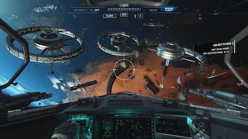 Call of Duty Infinie Warfare Mac OS
