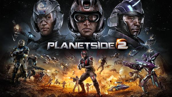 PlanetSide 2 Mac OS
