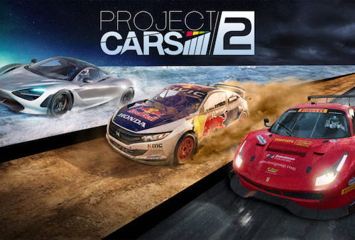 Project Cars 2 Mac OS