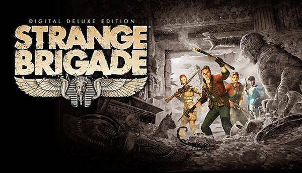 Strange Brigade Mac OS