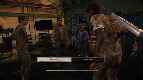 The Walking Dead A New Frontier Mac OS