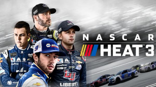 NASCAR Heat 3 Mac OS