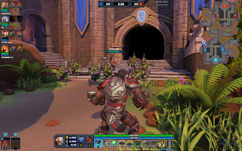Orcs Must Die Unchained Mac OS