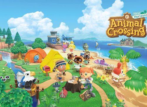 Animal Crossing New Horizons Mac OS
