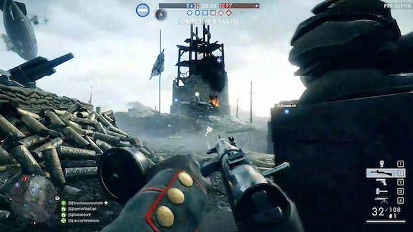 Battlefield 1 Mac OS X