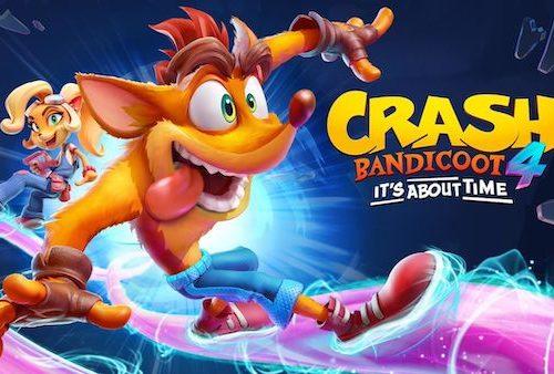 Crash Bandicoot 4 Mac OS