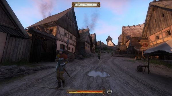 Kingdom Come Deliverance Mac OS