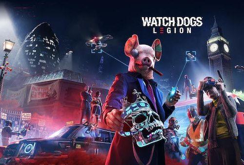 Watch Dogs Legion Mac OS