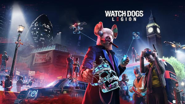 Watch Dogs Legion Mac OS