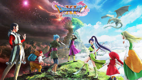 Dragon Quest XI Mac OS