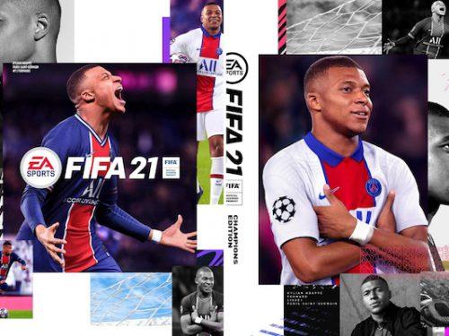 FIFA 21 Mac OS