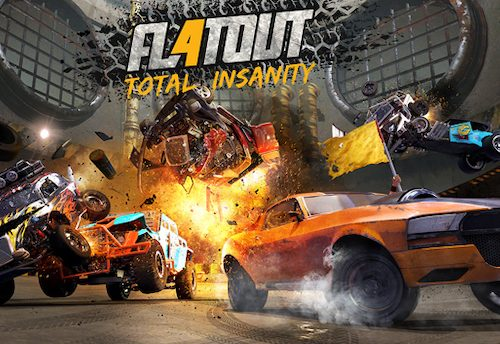 FlatOut 4 Total Insanity Mac OS