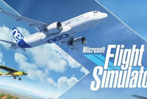 Microsoft Flight Simulator Mac OS