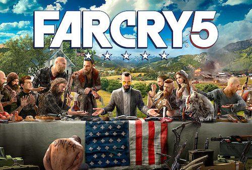 Far Cry 5 Mac OS