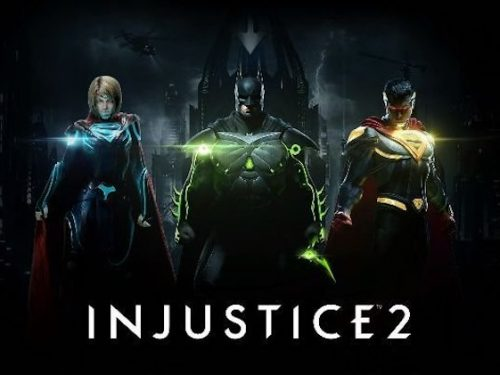 Injustice 2 Mac OS