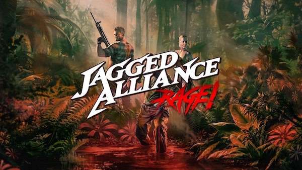 Jagged Alliance Rage Mac OS
