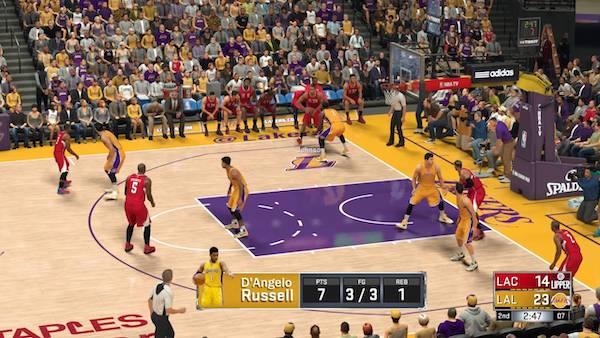 NBA 2K17 Mac OS