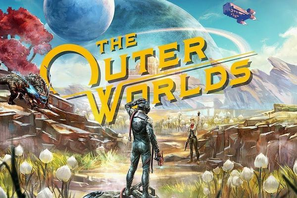 The Outer Worlds Mac OS