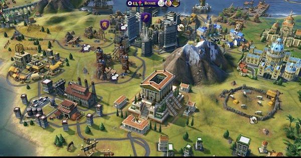 Civilization VI Rise and Fall Mac OS