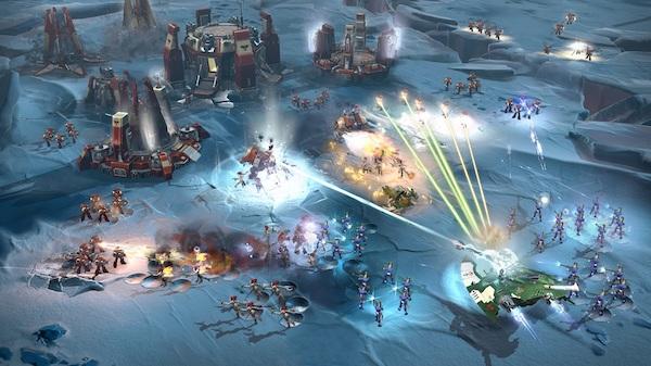 Warhammer 40.000 Dawn of War 3 Mac OS