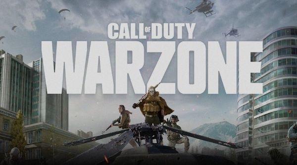 Call of Duty Warzone Mac OS