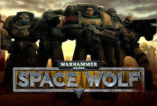 Warhammer 40000 Space Wolf Mac OS