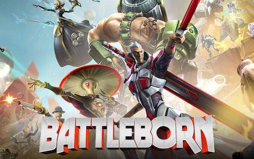 Battleborn Mac OS X