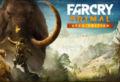 Far Cry Primal Mac OS