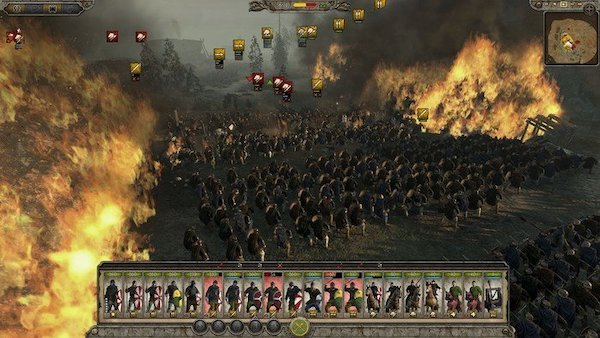 Total War Attila Mac OS