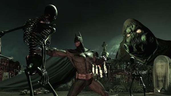 Batman Arkham Asylum Mac OS